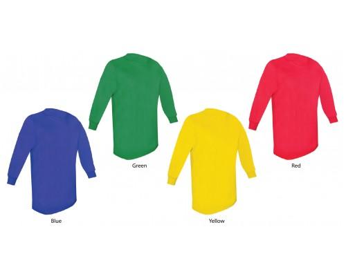 Senior Long Sleeves Round Neck T-Shirt (ESP2002)