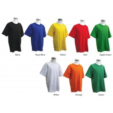 Junior Round Neck T-Shirt (ESP2005)
