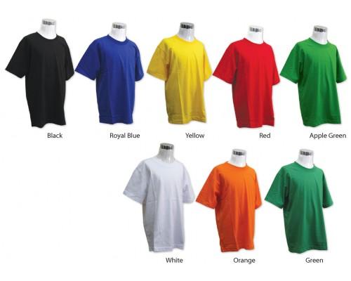 Junior Round Neck T-Shirt (ESP2005)