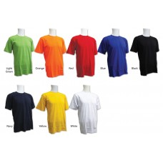 Cotton Round Neck T-Shirt (ESP2009)
