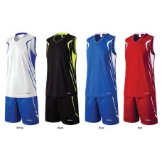 Senior Basketball Jersey & Shorts (ESP7042)