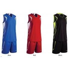 Junior Basketball Jersey & Shorts (ESP7042J)