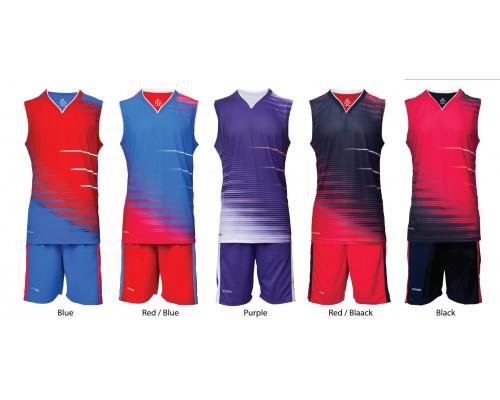 Espana Junior Basketball Jersey & Shorts (ESP7045J)
