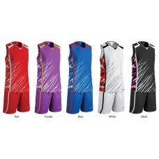 Espana Junior Basketball Jersey & Shorts (ESP7046)