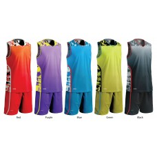 Espana Senior Basketball Jersey & Shorts (ESP7047)