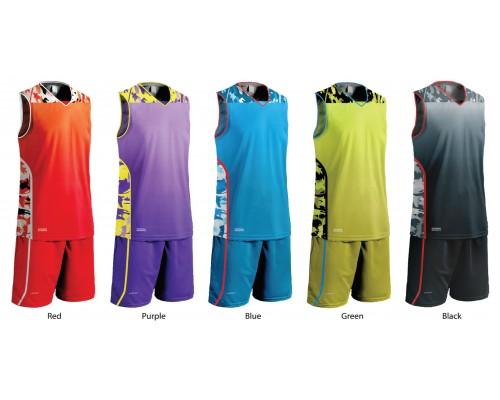 Espana Junior Basketball Jersey & Shorts (ESP7047J)