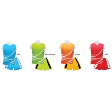 Espana Junior Sublimation Running Singlet & Shorts (ESP7634J)