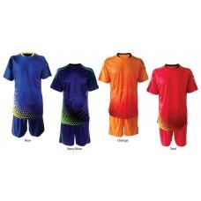 Espana Senior Sublimation Football Jersey & Shorts (ESP9334)