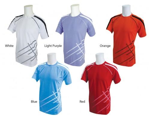 PowerAct Round Neck T-Shirt (PA7017)