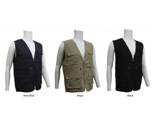Casual Vest (ESP301)