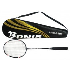 Badminton Racket with Bag (8501)