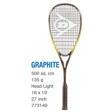 Squash Racket - Graphite