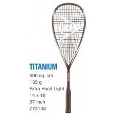 Squash Racket - Titanium