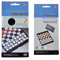 Black & White Checkers