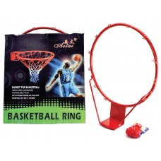 Basketball Single Ring with Spring (ESP-BR-01)