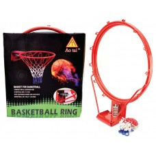 Basketball Double Ring with Spring (ESP-BR-02)