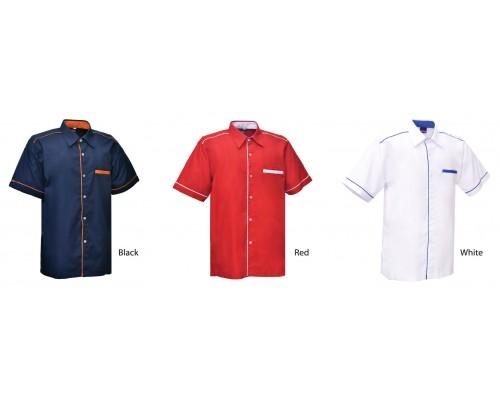 Corporate Uniform - Unisex Short Sleeve (U01-1)