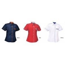 Corporate Uniform - Lady Short Sleeve (U01-2)