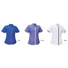 Corporate Uniform - Lady Short Sleeve (U02-2)