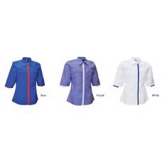 Corporate Uniform - Lady 3/4 Sleeve (U02-3)