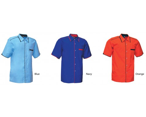 Corporate Uniform - Unisex Short Sleeve (U03-1)