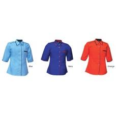 Corporate Uniform - Lady 3/4 Sleeve (U03-3)