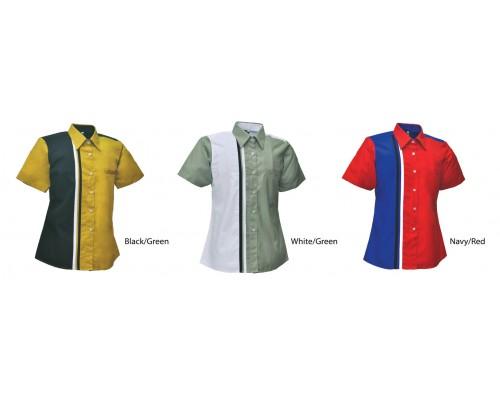 Corporate Uniform - Lady Short Sleeve (U05-2)