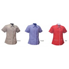Corporate Uniform - Lady Short Sleeve (U06-2)